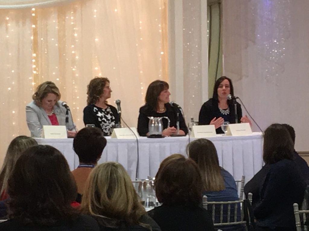 Valerie Gordon, panelist for the 2018 Greater Hartford Women's Conference