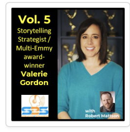 Valerie Gordon on Speaking2Speakers podcast