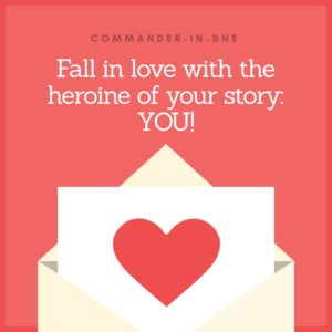 Fall in Love with the Story of You