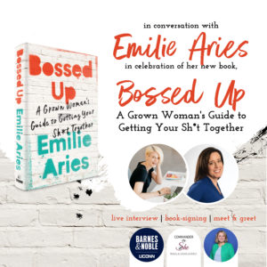 Bossed Up author interview